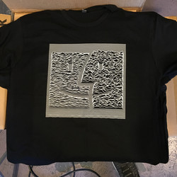 MacOS Joy Displacement T-shirt