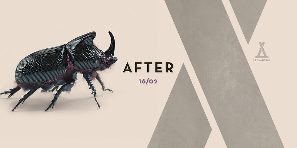 AFTER : Arcene K + Greg Lion