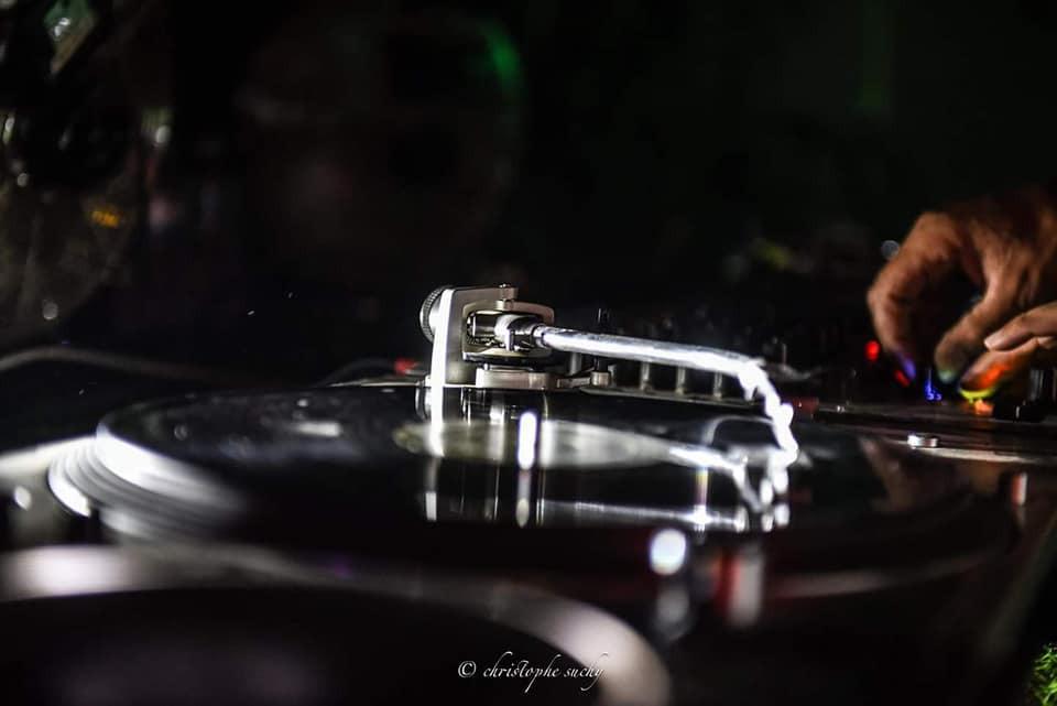 Le Chapiteau - La Belle de Mai - Marseille - Vinyles