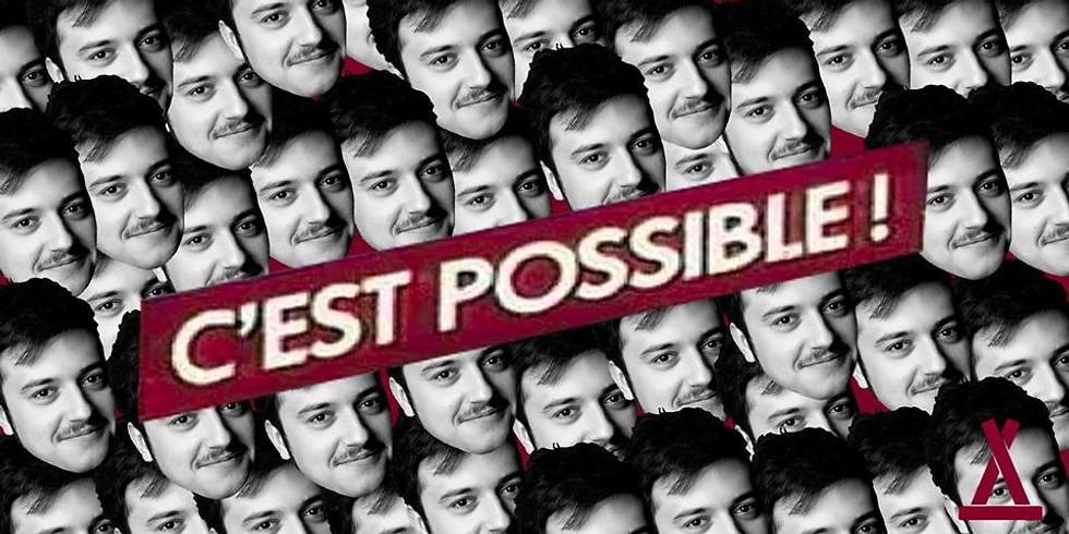 C'est possible ! w/ Master Phil - Jean Baton