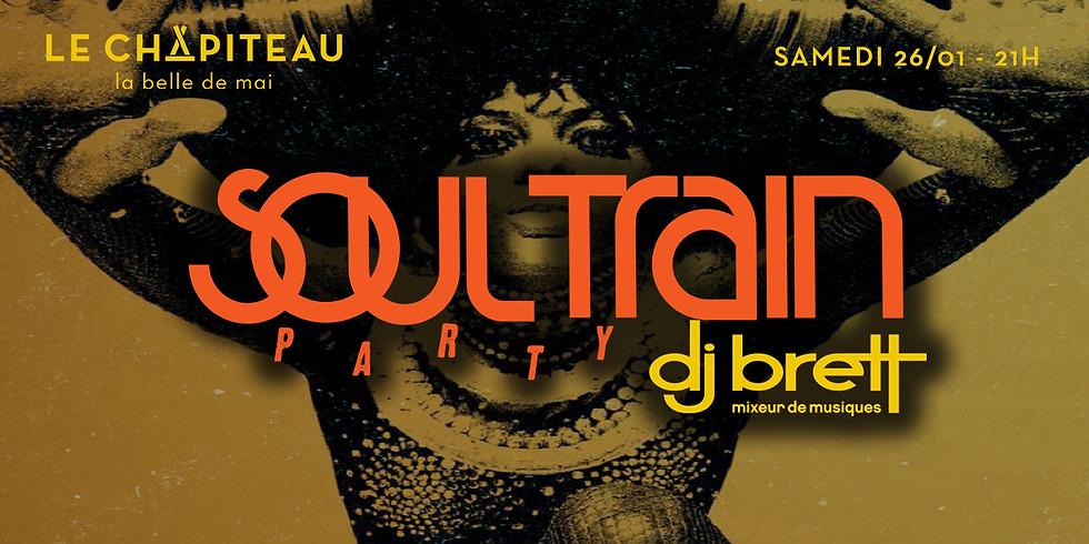 Soul Train Party #10 - La première de 2019