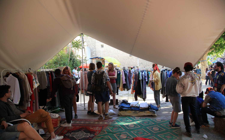 Le Chapiteau - La Belle de Mai - Marseille - Événements privés