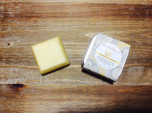Organic Lotion Bar-Eucalyptus Peppermint