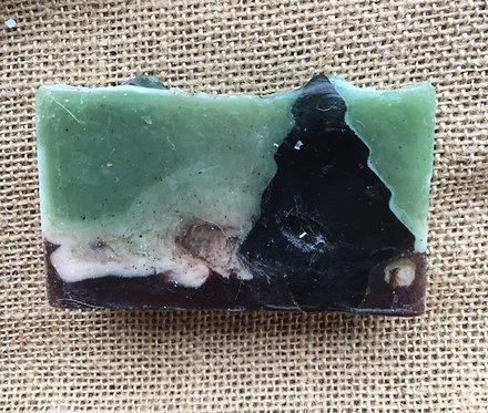 MEN Organic Forest Folk Soap