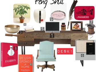 DÉFI FENG SHUI : Changez votre bureau pour un mois