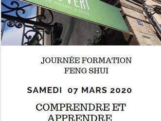 UNE JOURNÉE INITIATION FENG SHUI  RABASTENS (  Toulouse )