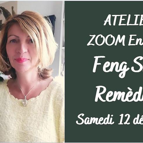ATELIER  FENG SHUI En ligne ZOOM