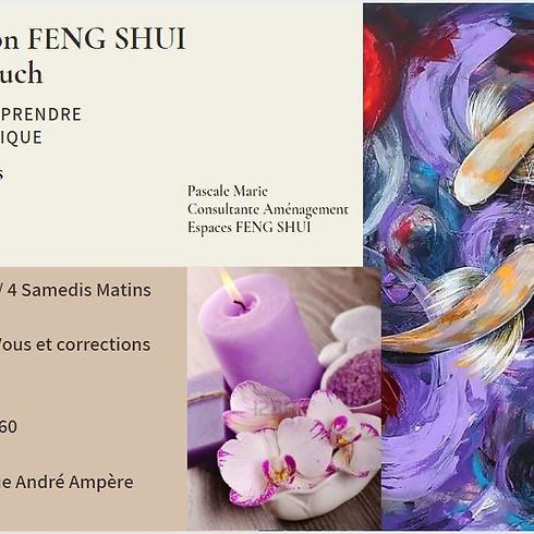 CYCLE  INITIATION FENG SHUI