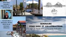 Événement !  Séminaire FENG SHUI  sur le bassin d'Arcachon