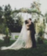 En Fleur | Ceremony Arbor | Wedding Florist
