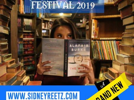 Tucson Book Festival 2019 - Musings