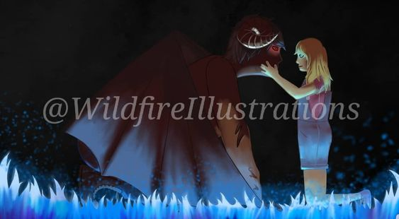 Demon Luce and Young Aria