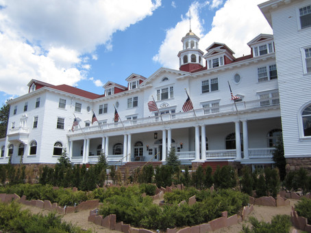 Ghost hunting at the Stanley Hotel and the Hotel Colorado