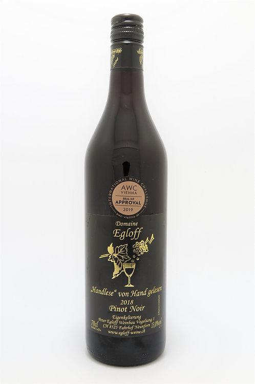 Pinot Noir Handlese - 2018
