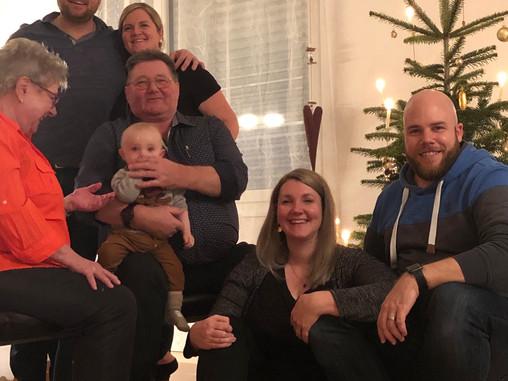 Weihnachten bei Egloff's