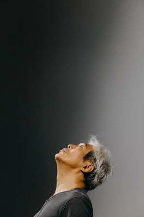 Performance de Seiji Shimoda.