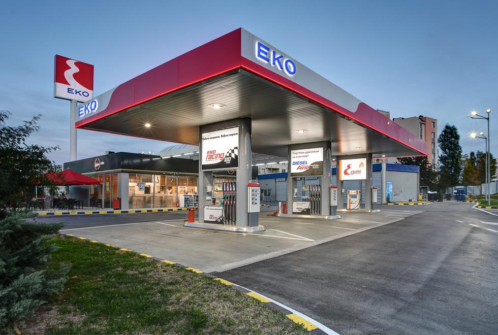 EKO Gas Station