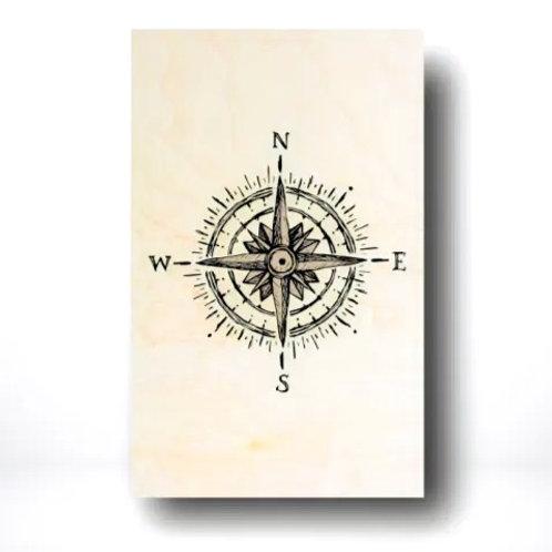 """""""Compass"""" Magnet"""