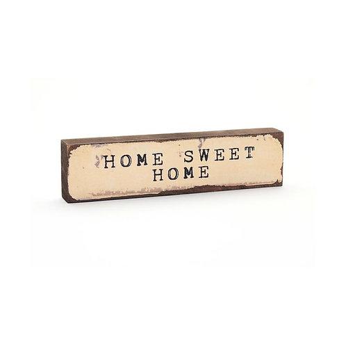 """Home Sweet Home"" Timber Bit"