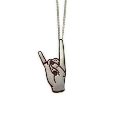 """The Rocker"" Necklace"