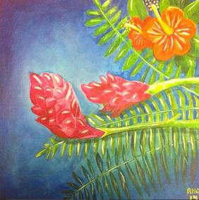 Hawaiian Flowers