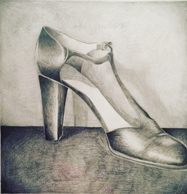 Still Life High Heel