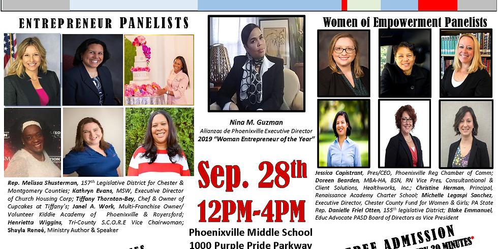 Women Entrepreneurs & Women Veterans Expo 2019