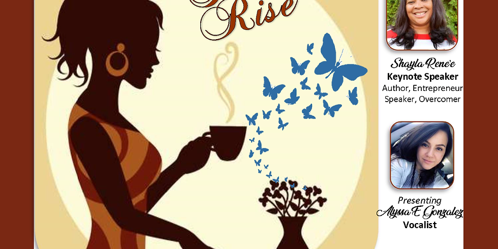 OB Domestic Violence Foundation's 2nd Annual Survivors Tea (RESCHEDULED)