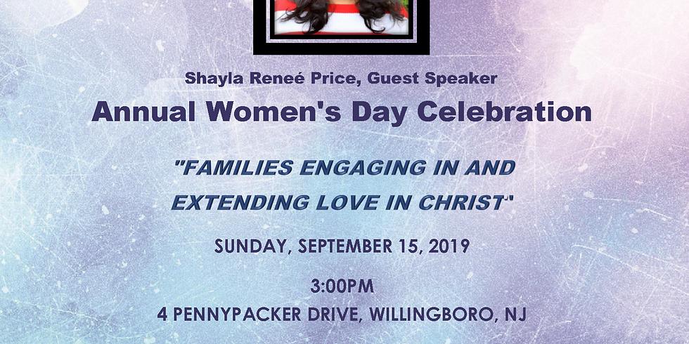 Parkway Baptist Church 2019 Women's Day