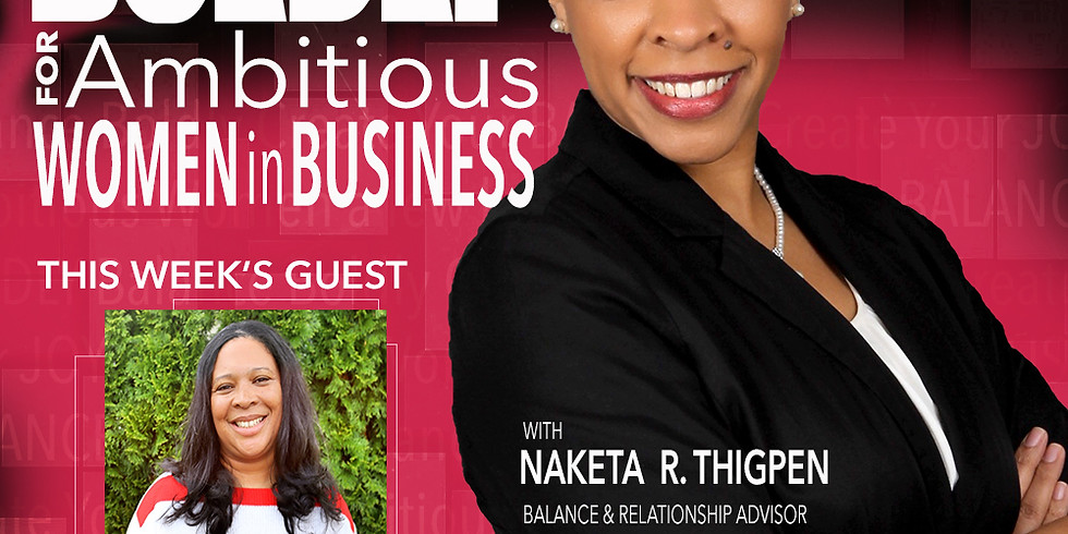 Balance Boldly Podcast for Ambitious Women in Business