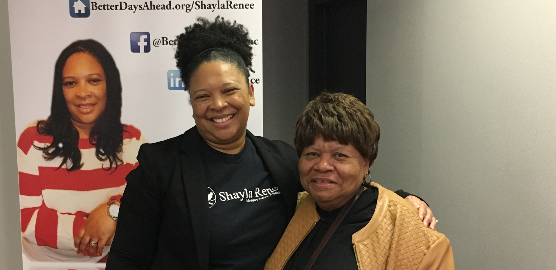 Love for HASML at Redefining HERstory Conference