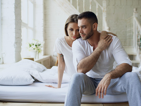 Bach Flower Remedies for Sexual Dysfunction