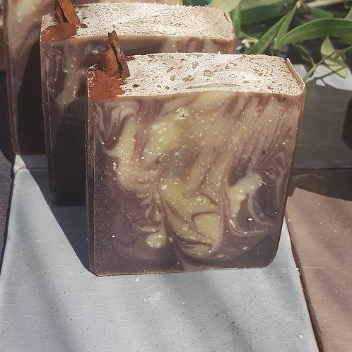 Corps - Lait de cannelle - avec huile essentielle