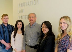 INNOVATION LAW CENTER STUDENTS HELP ALLIED MICROBIOTA COMMERCIALIZE A CLEAN TECH BREAKTHROUGH