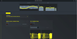 uMPX Encoder input screen