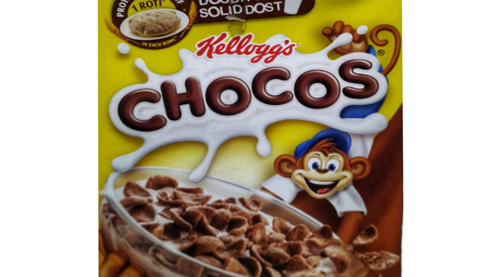 Kelloggs chocos, 375gm