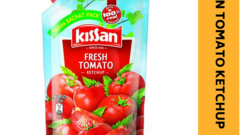 Kissan tomato sauce 425Gm