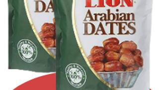 Lion arabian dates,250g /buy1 get 1