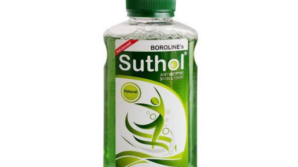 Suthol antiseptic,100gm