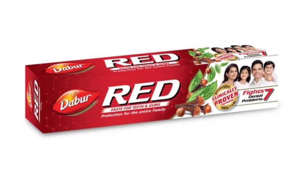 Dabur red ayurvedic toothpaste 200