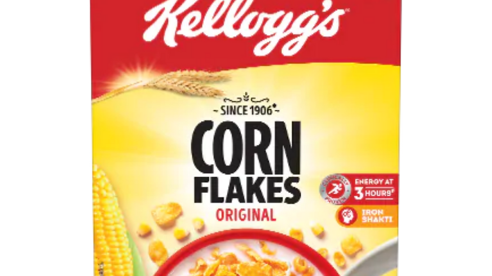 Kellogg's CORN FLAKES, 475gm