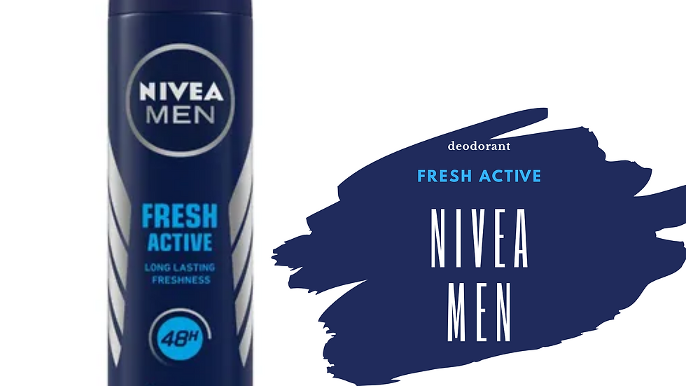 NIVEA MEN FRESH ACTIVE 150ml