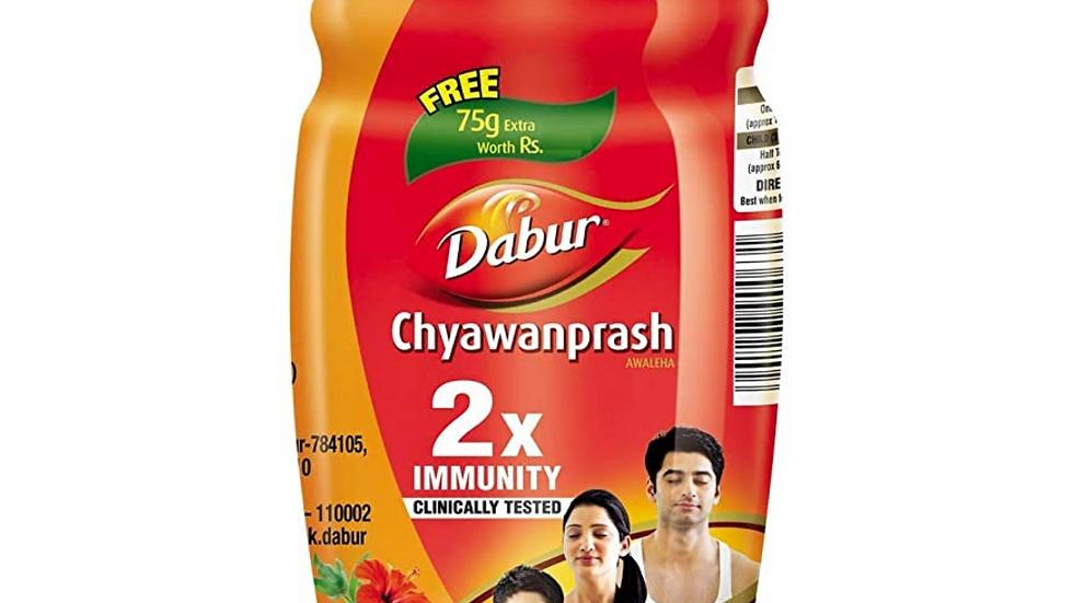 Dabur Chyawanprash 1kg (free dabur honey worth rs 37)