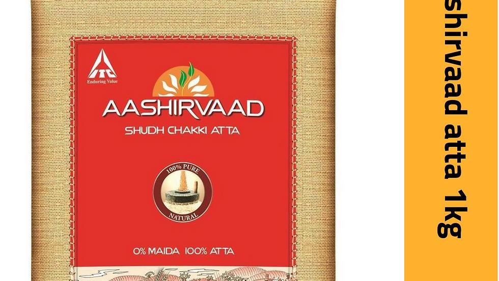 Aashirvaad atta 1kg