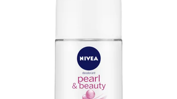 Nivea pearl & beauty roll on deodorant