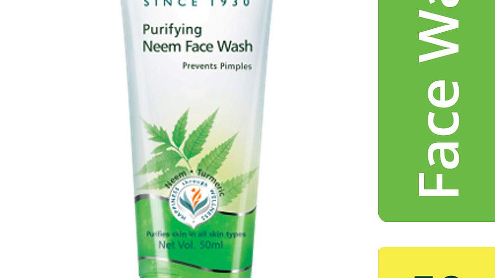 Himalaya neem face wash 50Gm