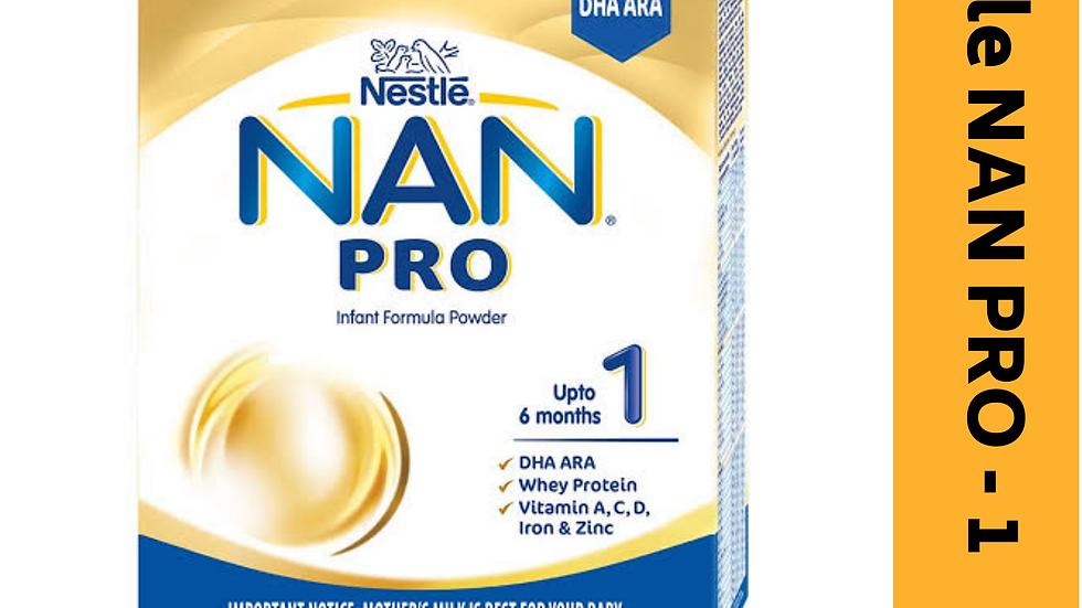 Nestle NAN PRO- 1 (Upto 6 month)