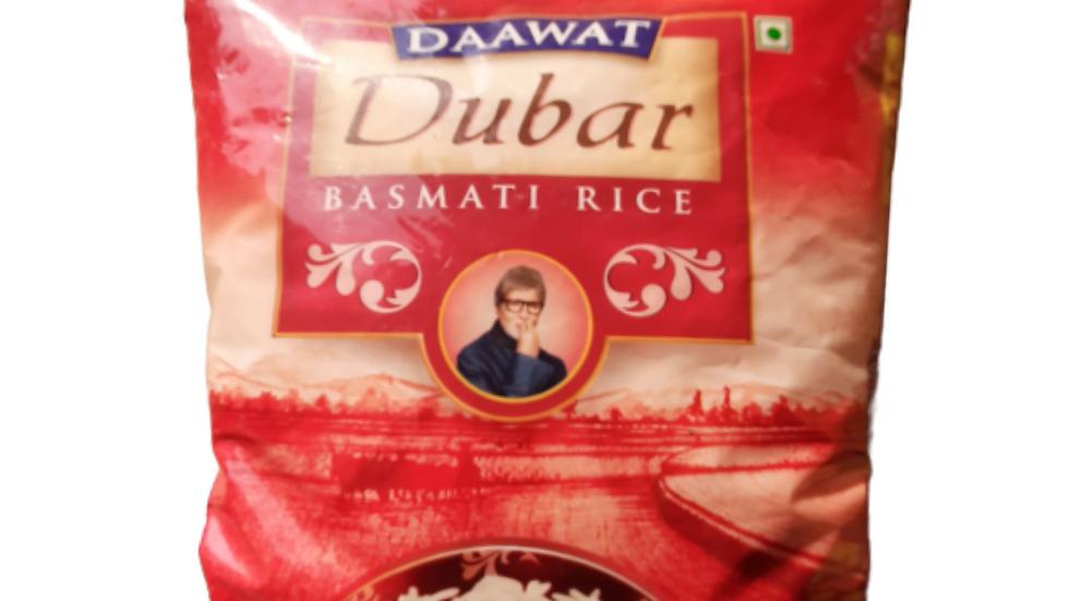 Dawat DUBAR basmati 1kg+200gms