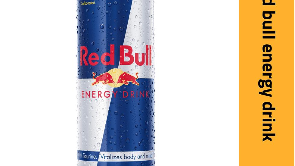 Red bull 1pcs