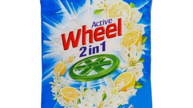 Active wheel detergent powder, 1kg